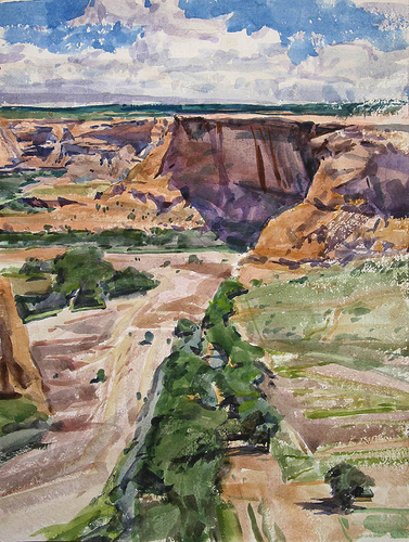 Canyon de Chelly (large view)