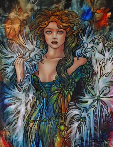 Allira by Tienne Rei Fine Art