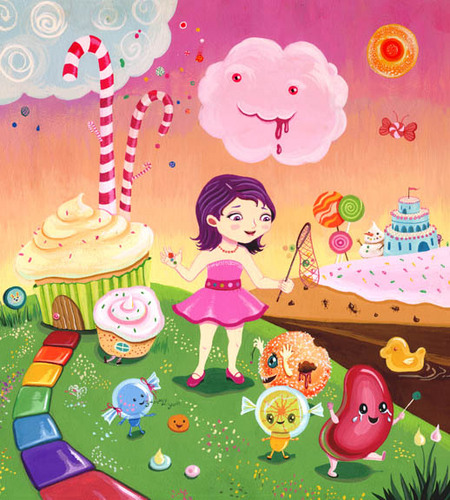 Candyland Nibble