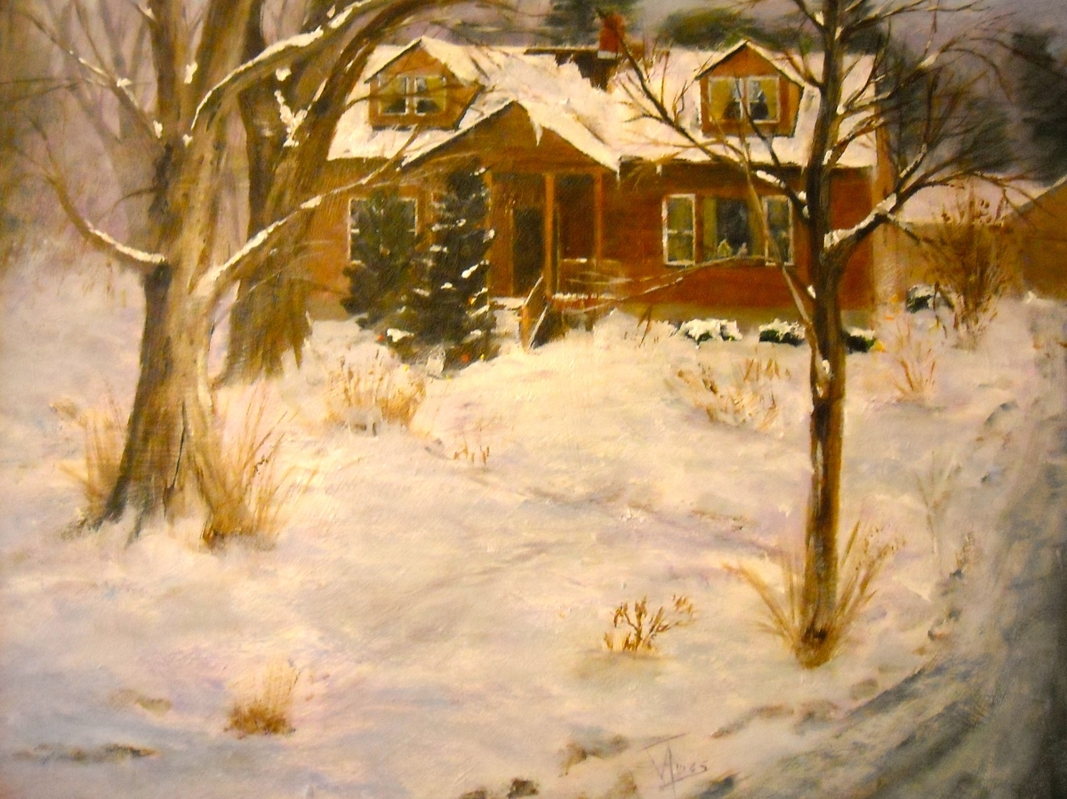 Winter Home (large view)