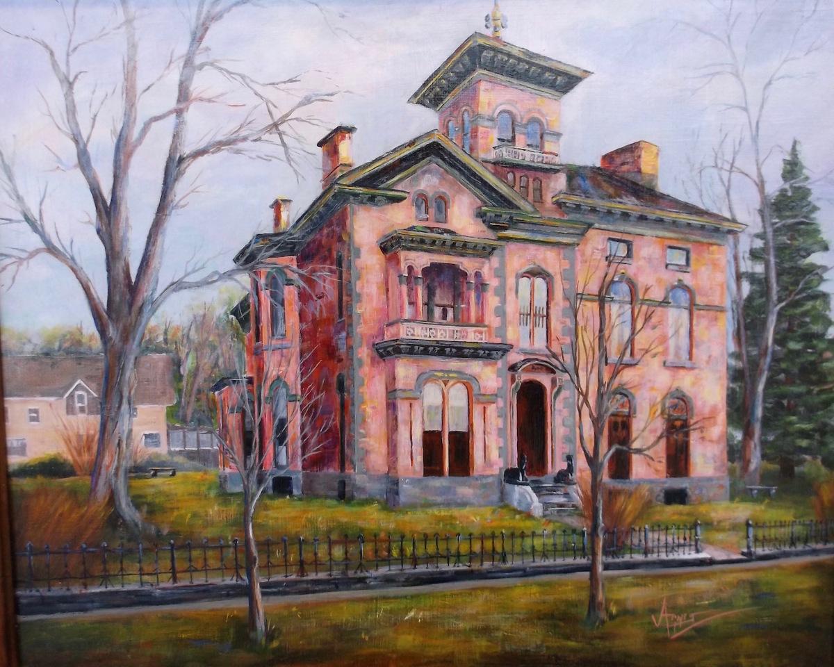 Richardson-Bates House/Museum (large view)
