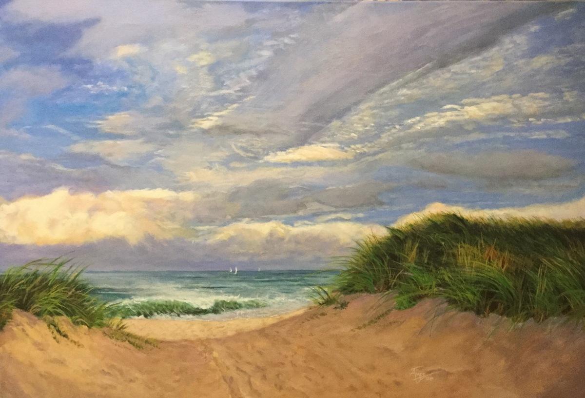 Grassy Dune (large view)