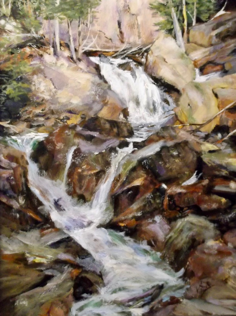 Mountain Stream (large view)