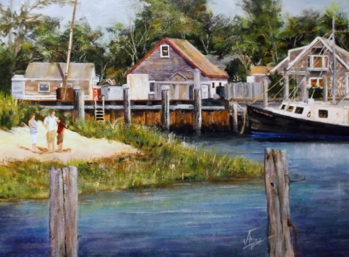 Home Port, Cape Cod