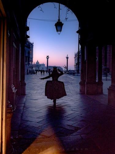 Dancing in Venice