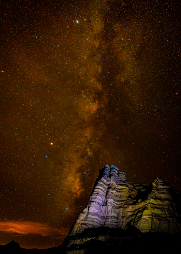 New Mexico Milky Way