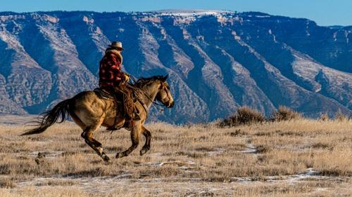 Cowboy Range Flying
