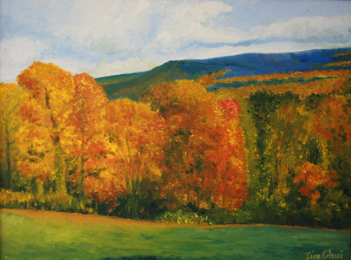 Autumn in Vermont (large view)