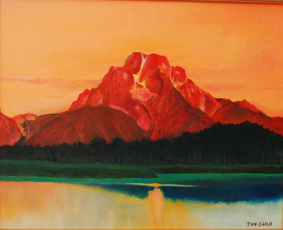 Grand Teton Wyoming (large view)