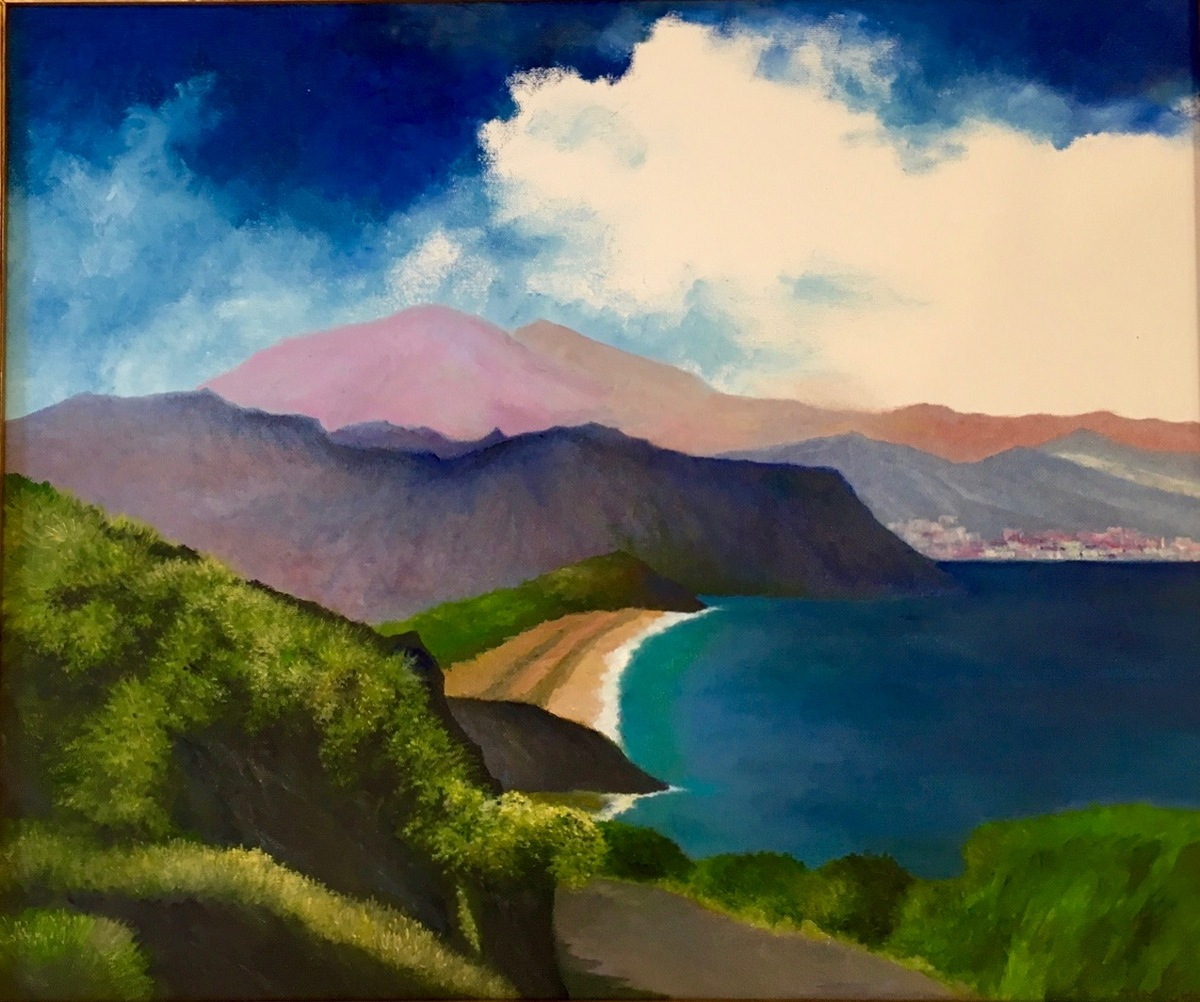 St. Kitts Island (large view)