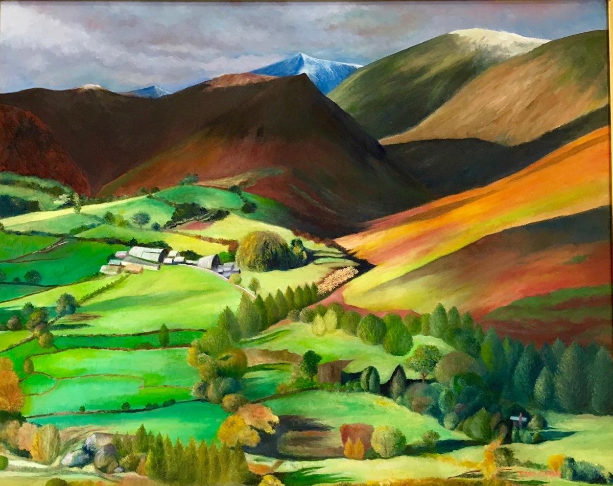 Englaish Landscape (large view)