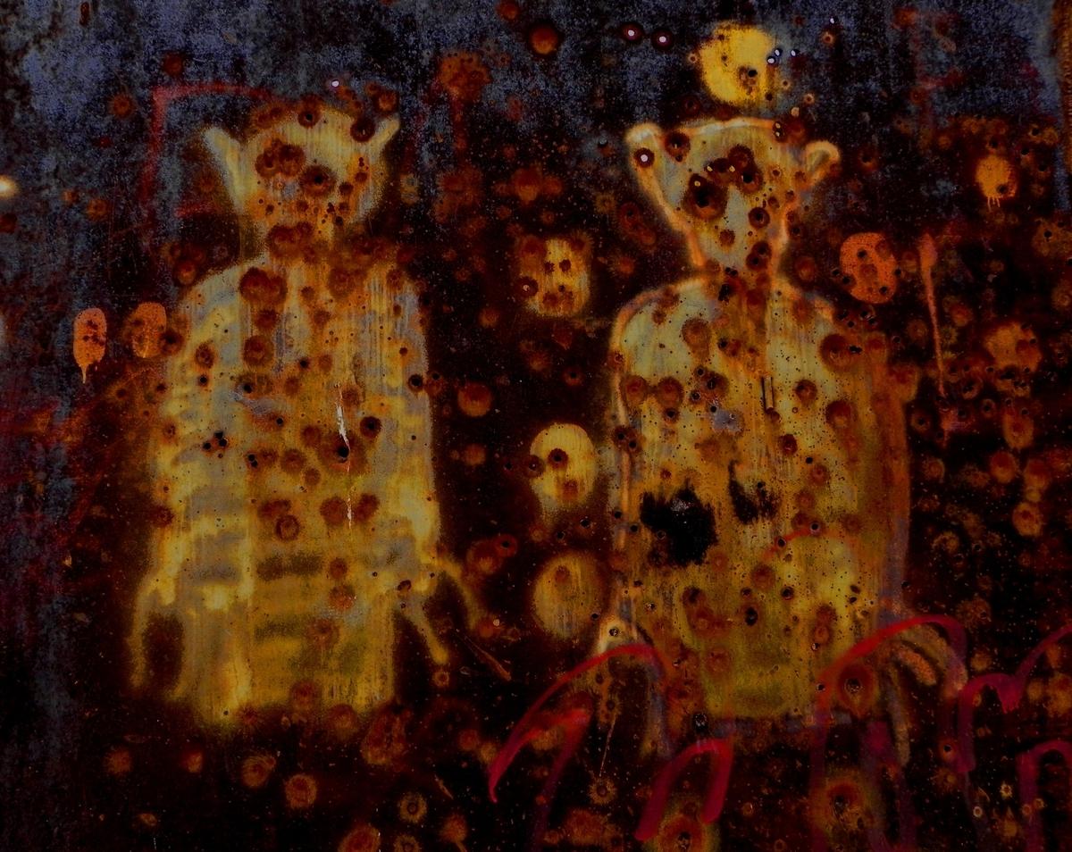 Anthropomorphs (large view)