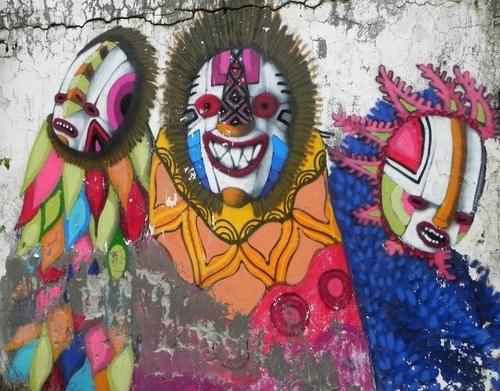 Clown Posse (large view)