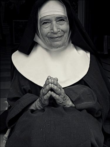 SISTER MARIA de la ROSA (large view)