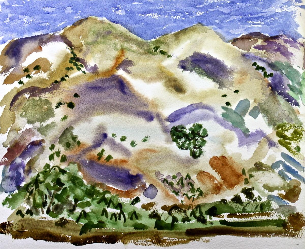 Taos Landscape (large view)