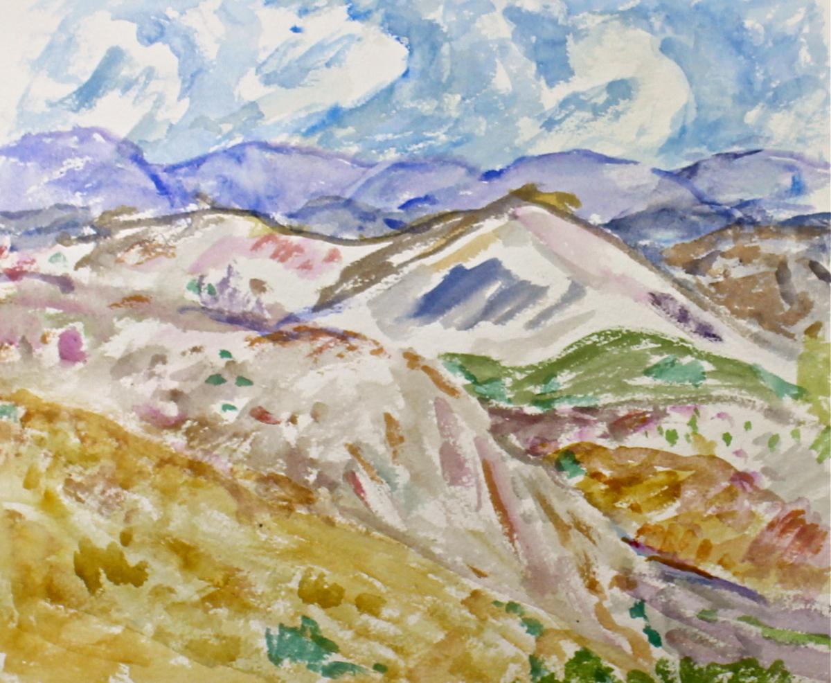 Near Taos (large view)