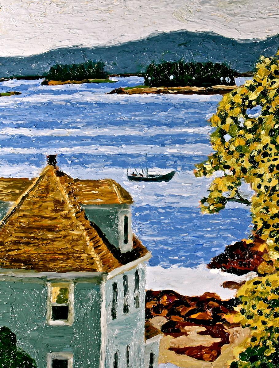 Work Boat, Stonington Maine (large view)