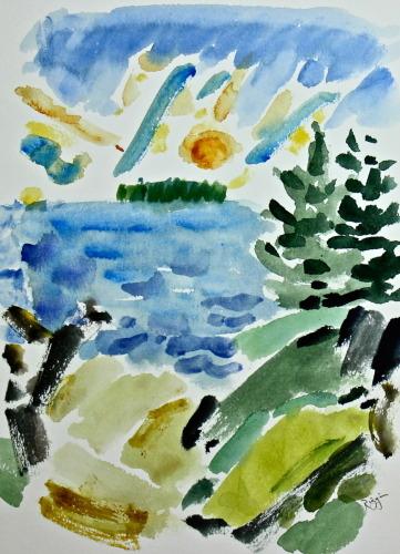 Island Beneath the Sun