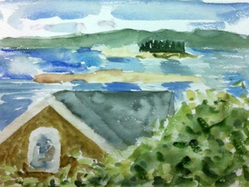 Green House, Stonington Harbor
