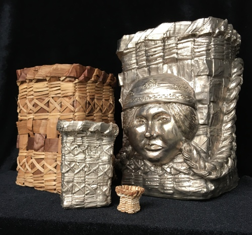 Baskets by Topaz Jones