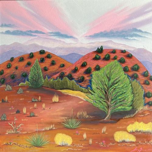 """""""Life In The Desert"""""""