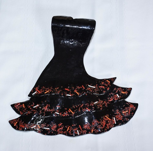 Black Salsa Dress