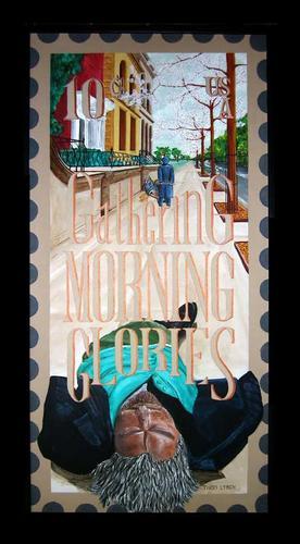 Gathering Morning Glories (large view)