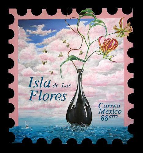 Isla de las Flores (large view)