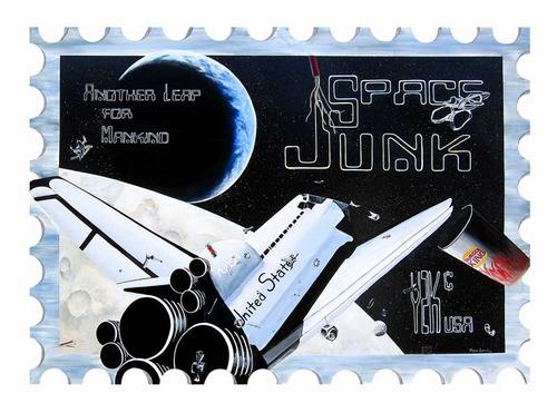 Space Junk (large view)