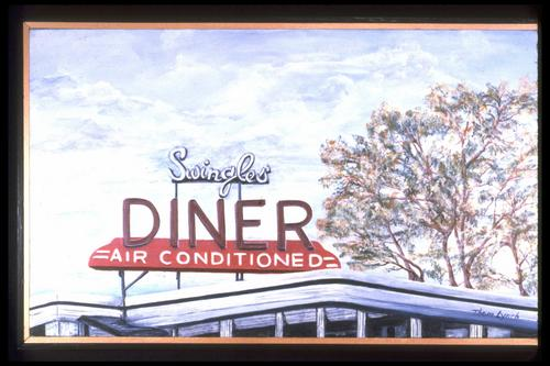 Swingle's Diner (large view)