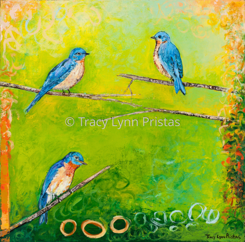 Chorus Confetti  by Tracy Lynn Pristas - Shop Direct