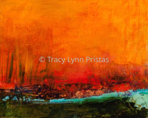 Autumn Spirit I by Tracy Lynn Pristas Shop Direct