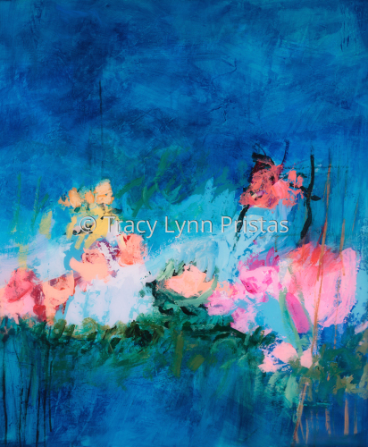 Inspiring Love - Archival Painting by Tracy Lynn Pristas - Shop Direct
