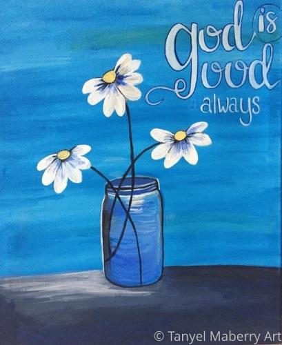 God is good always