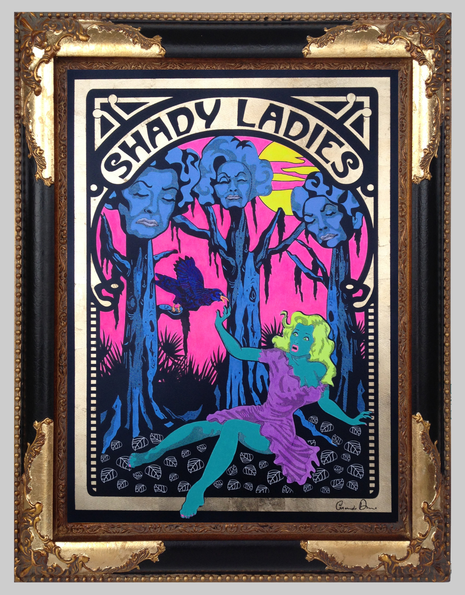 Shady Ladies (large view)