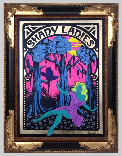 Shady Ladies by Grande Dame