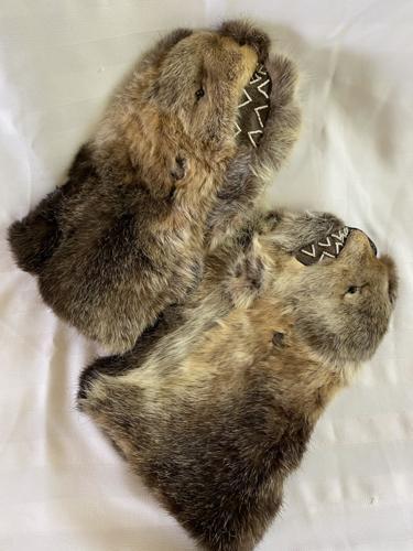 Sea Otter Mittens