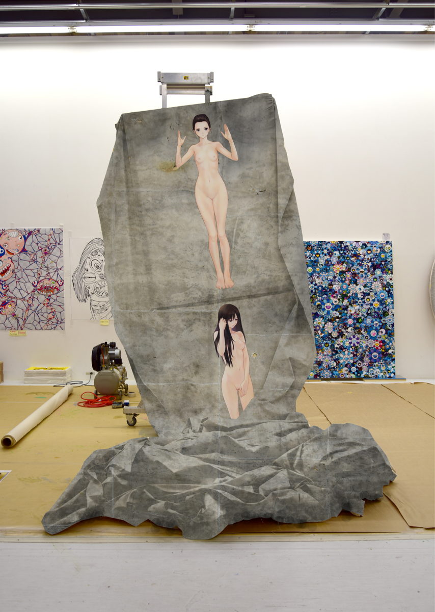Takashi Murakami - Studio View (large view)