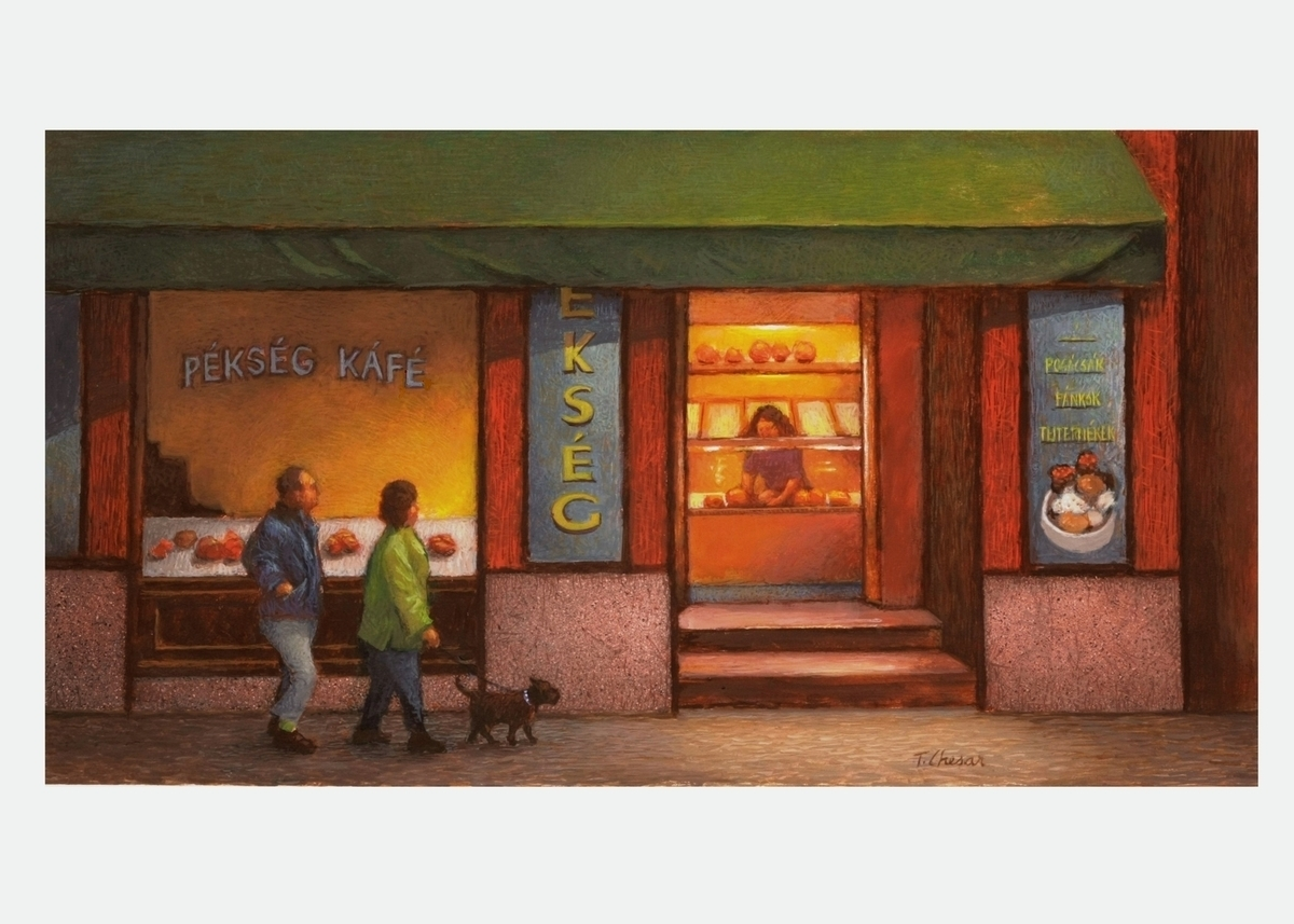 Hungarian Bakery (large view)