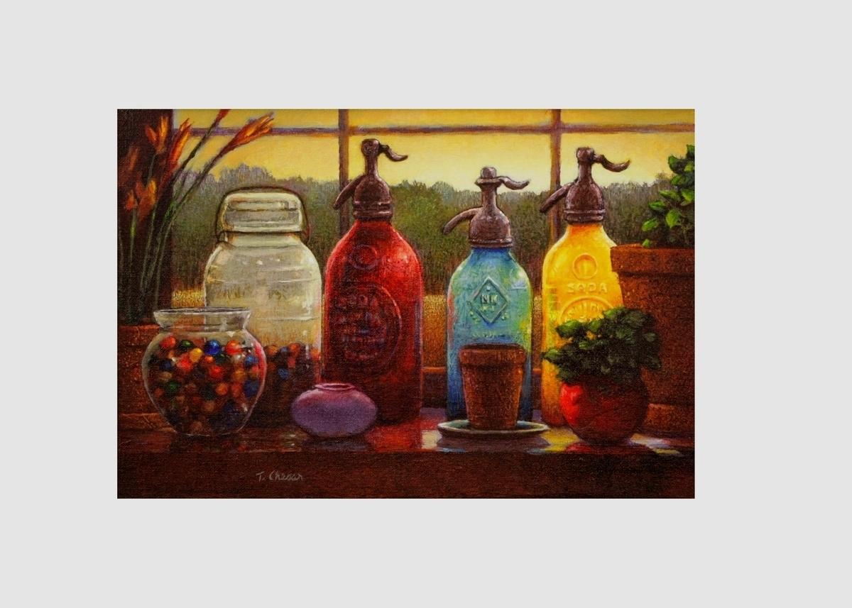 Seltzer Bottles (large view)