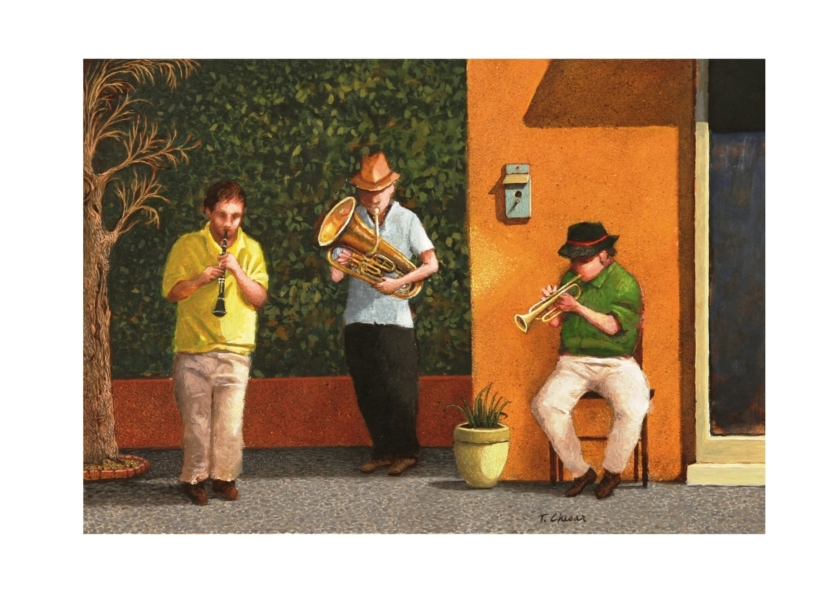 Town Band (large view)