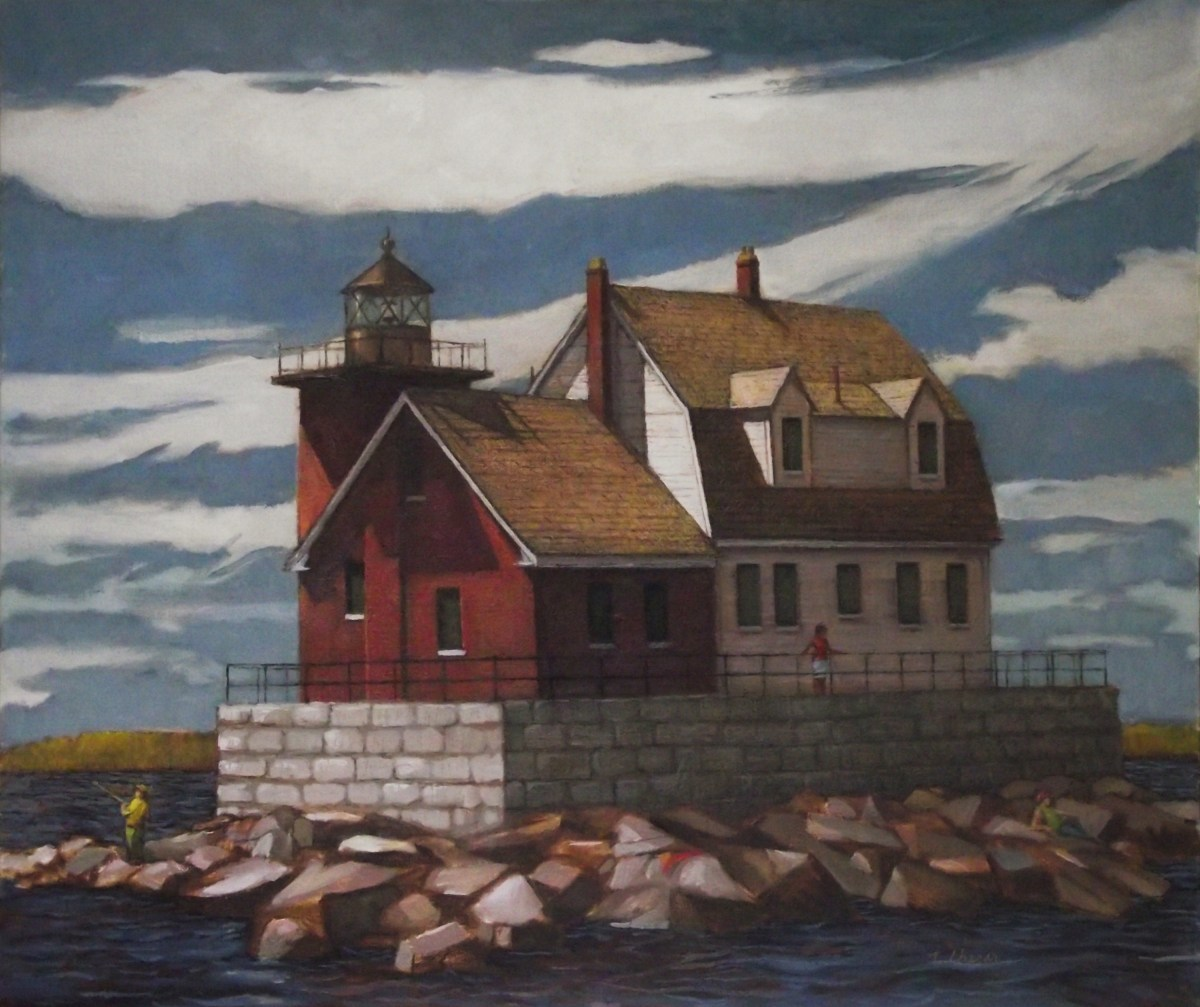 Rockland Lighthouse (large view)