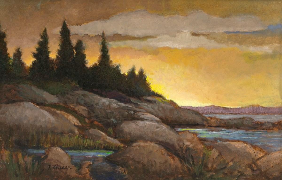 Merchants Cove Sunrise (large view)