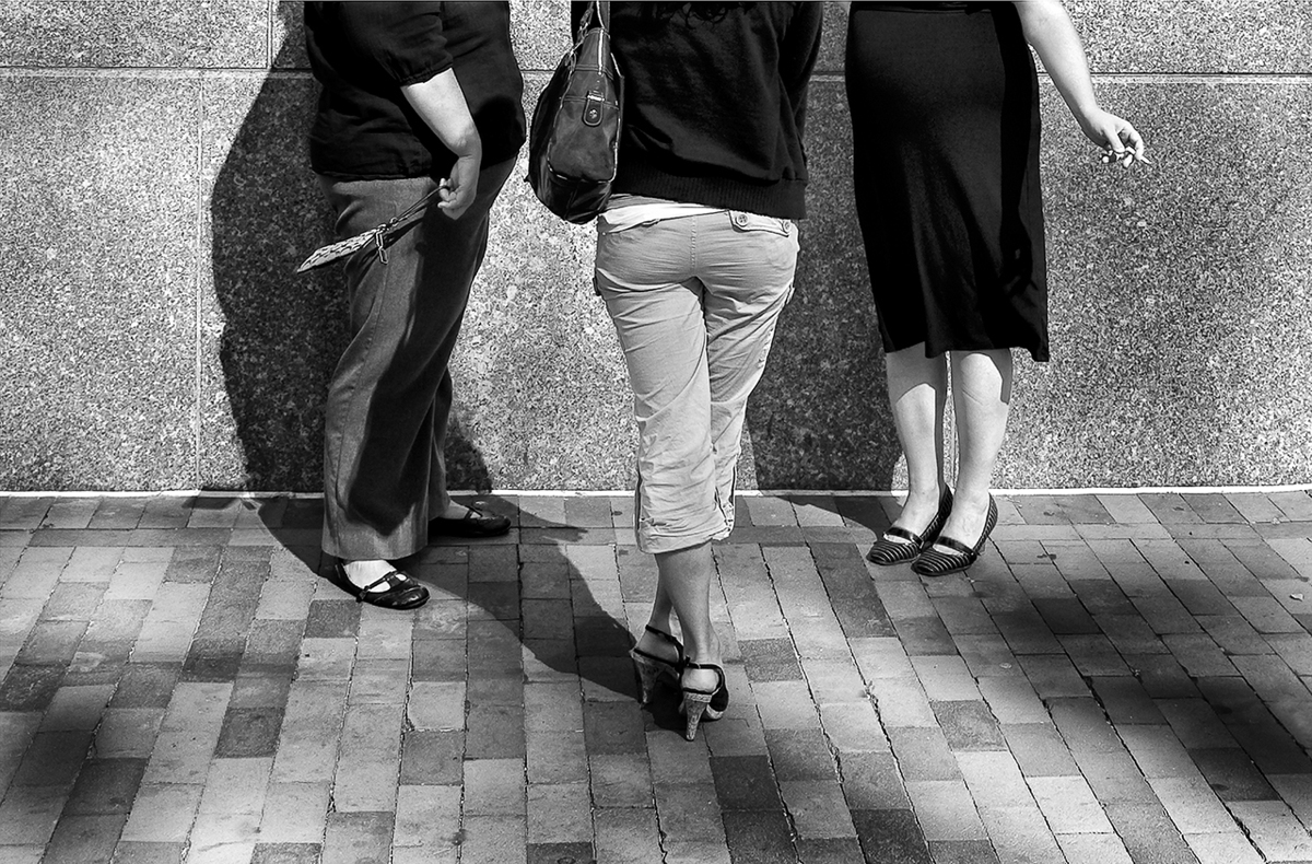 Heals and Butts (large view)