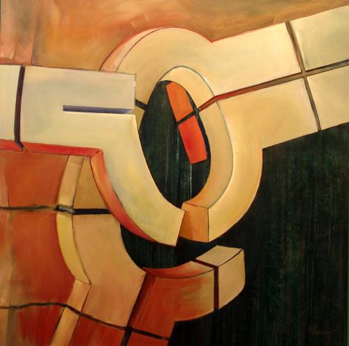 TRANSIT 2 by Tom Thomas artist
