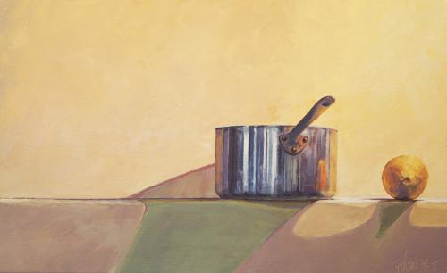 Stray Lemon by Tom Thomas artist