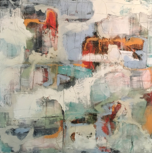 Are We There Yet by Teri Pearman Art