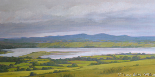 Toward Carrowmore by Tracy Baker-White