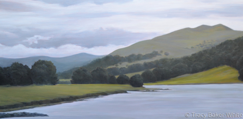 Glencar Lake, II by Tracy Baker-White