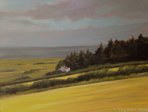 Cottage by the Sea by Tracy Baker-White